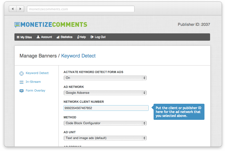 WordPress Plugin for Monetizing Comments