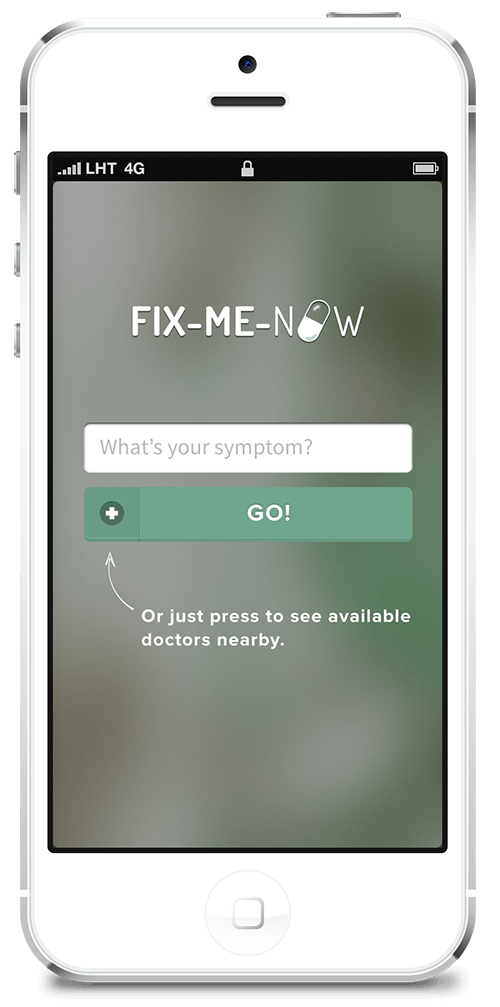 Fix-Me-Now App – Winner at Startup Weekend HK for Best User Experience