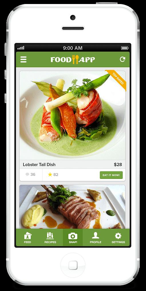 Flat iOS Design