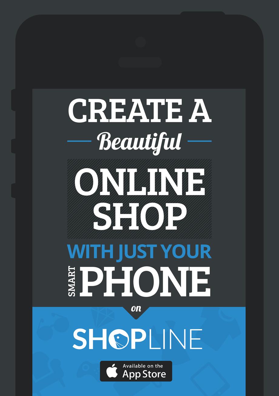 Shopline Flyer Front