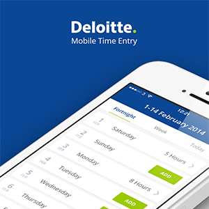 Mobile Time Entry