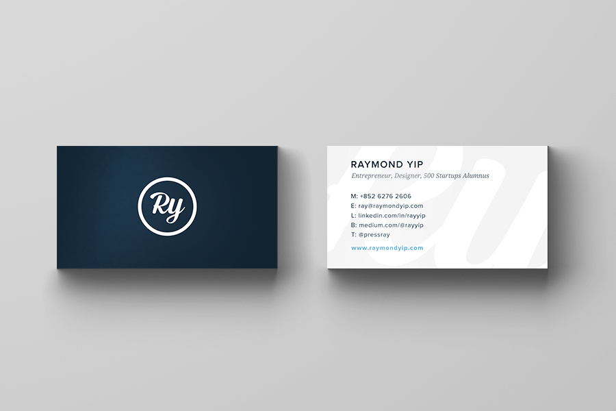 Personal Logo And Cards |