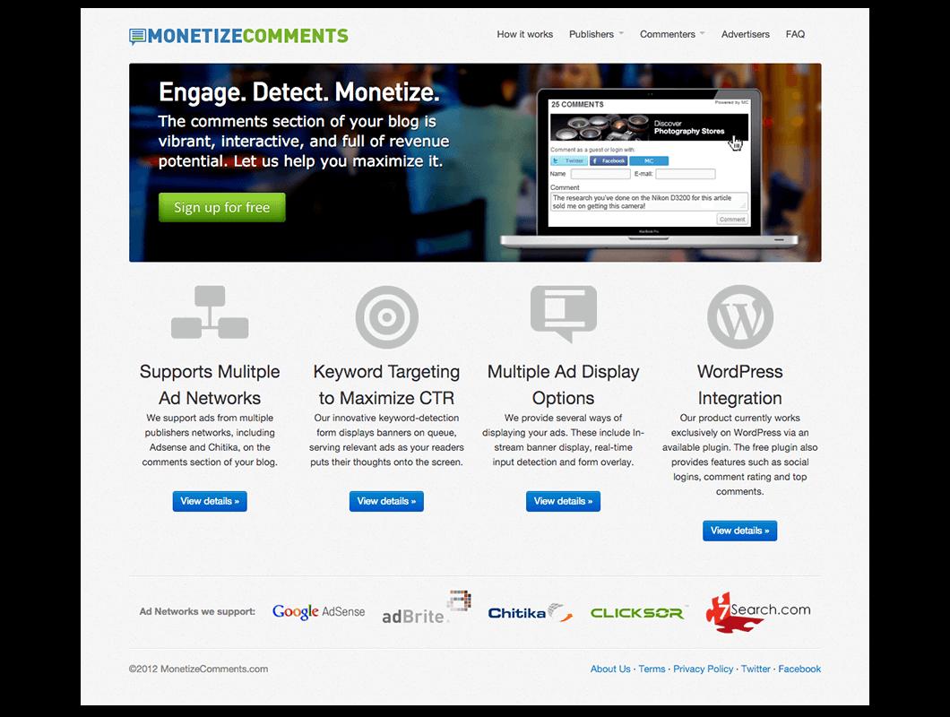 MonetizeComments