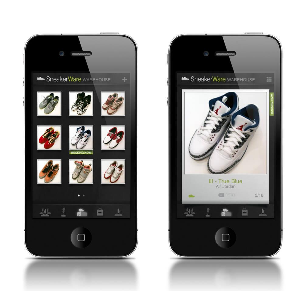 SneakerWare App