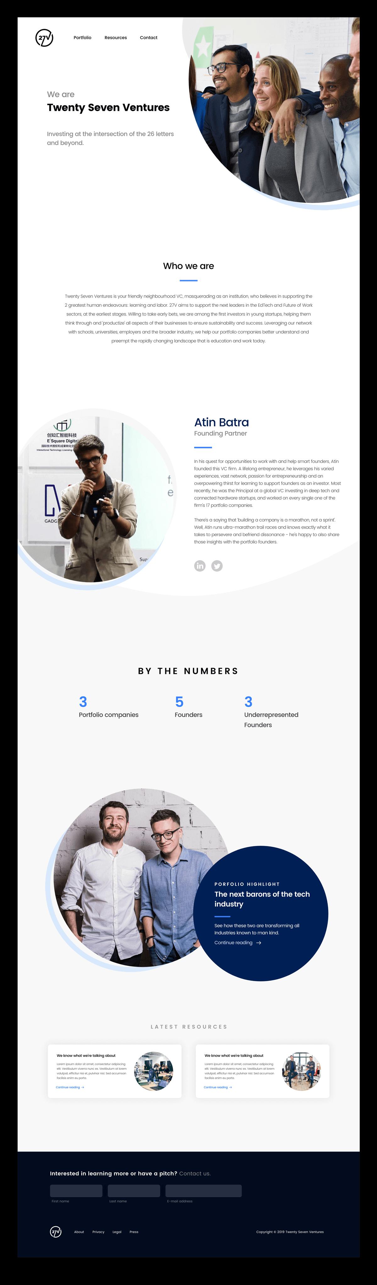 27 Ventures